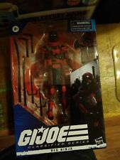 "?NEW 2020 GI JOE Classified Series 6"" RED NINJA  Wave 2 IN HAND?"