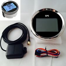 Truck & Marine GPS Digital Odometer Gauge Universal 9-32V Waterproof 591745