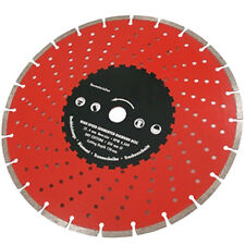 "14"" 350mm DIAMOND CUTTING GRINDER SAW BLADE DISCS DISKS - NEW + FAST DELIVERY"