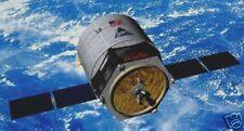 Cygnus Orbital Science Spacecraft Desk Wood Model Large