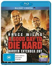 A Good Day To Die Hard ~ Bruce Willis.~ NEW Blu-ray DVD