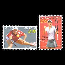 Belgium 2003 - Tennis Justine Henin-Hardenne Sports - Sc 1993/4 MNH
