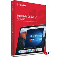 New Parallels Desktop for Mac v.12 License PDFM12L-OEM-1FP-NA-DUP 4 GB No Return