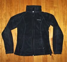 COLUMBIA FLEECE JACKET COAT - WOMENS/JUNIORS - SIZE SMALL - S