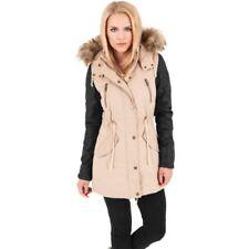 Winter Damenjacken & -mäntel aus Baumwollmischung in Langgröße