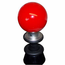 Solid Red shift knob fits Subaru STi 6 speed shifters U.S MADE