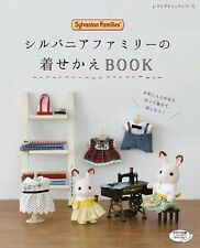 Sylvanian Families DRESS UP CRAFT BOOK OUTFIT Epoch Calico Japan