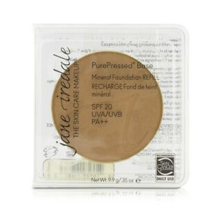NEW Jane Iredale PurePressed Base Mineral Foundation Refill SPF 20 - Suntan