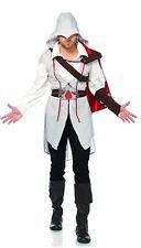 ASSASSINS CREED II Ezio Mens XS 34-36 Costume  4 PC NIP Video Game Ninja NEW