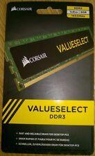 Corsair CMV8GX3M1C1600C11 - CORSAIR VALUE SELECT 8GB MODULE DDR3L 1600MHz 1....