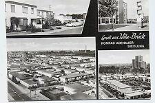 18668 AK Köln Brück Konrad Adenauer Siedlung Neubauten 60er Jahre