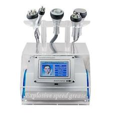 US 5in 1 Cavitation Vacuum Bipolar RF Slimming Machine Slimming Fat Remove