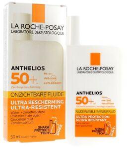 La Roche-Posay ANTHELIOS SHAKA Fluid, NON-PERFUMED Sunscreen SPF50+, 50ml