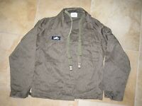 Vintage East German Military Armor Tanker Field Combat Camouflage Uniform Medium