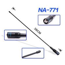 For Baofeng UV5R UV-82 144/430MHz Dual Band Antenna NA771 SMA 10W Female Nagoya