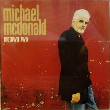 Motown Two by Michael McDonald (CD, 2005, Motown - UICO 1077) Japan Import