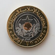 Mauritania 20 Ouguiya 2017 UNC Coin