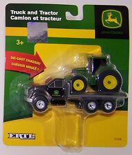 Ertl 1:64 John Deere Large Equipment Asst 37308 - TRUCK AND TRACTOR