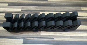 big size Spanner Holder - Holds 9 Spanners suitable for 22mm and above
