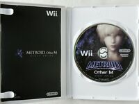 METROID Other M (Very Good) WII Nintendo Wii From Japan