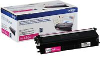 Brother Genuine Super High Yield Magenta Toner Cartridge TN-436M for HL-L8360CDW