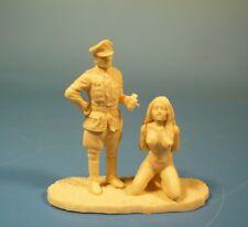 Lineol - Erotik - 75mm Figur Bausatz - Resin Kit 1:24