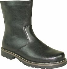 Martin-6 Men Winter Boot Fur Lining Size 8.5 (Fit Smaller-Order One Size Bigger)