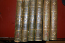 Revue d'artillerie 1-3 eme année Tome 1à 6 1873 à Sept 1875, avec planches