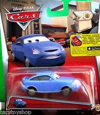 Disney Pixar Cars Brake Boyd New 2016 International Card LA Speedway Theme