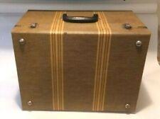 Vintage Trunk Style Pet Carrier 18'' x 11 1/4'' x 13 1/2''