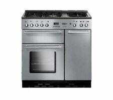 Stainless Steel Rangemaster Dual Fuel Home Cookers