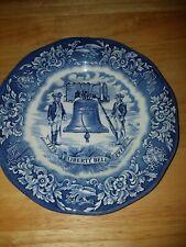 1976 Avon Liberty Bell Bicentennial Plate