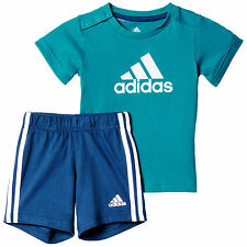 adidas 100% Cotton Outfits & Sets (0-24 Months) for Boys