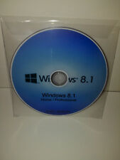 DVD - WINDOWS 8.1 HOME / PROFESSIONAL - 64 BIT FULL ENGLISH