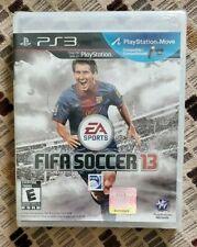 FIFA Soccer 13 Sony PlayStation 3 - PS3 -NEW *Factory Sealed! *FREE SHIPPING!