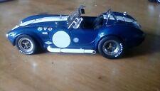 Kyosho 1:18 Cobra Ford Shelby 427 S/C Blue