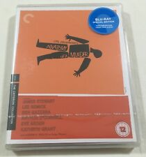 Anatomy of a Murder Criterion Collection Blu-ray 2019