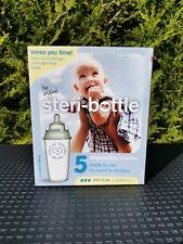 Steri Bottle Fast Flow 3 Months + 5 Disposable Bottles