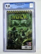 Marvel's Totally Awesome Hulk #22 First Print CGC 9.8