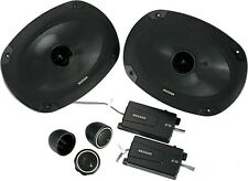 KICKER 46CSS694 CAR AUDIO STEREO 6X9 CS SERIES COMPONENT SPEAKER SYSTEM SET/PAIR