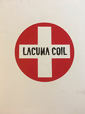 Lacuna Coil Medical Box Set (Very rare, Only Limited Sold)