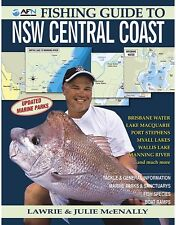 NEW AFN Fishing Guide to NSW Central Coast By Lawrie & Julie Mcenally
