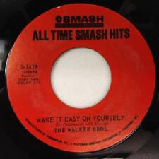 WALKER BROTHERS 45: The Sun Ain't Gonna Shine / Make It Easy On.., NM SMASH 1419