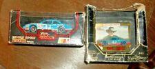 NASCAR Richard Petty # 43, 1:43 scale die cast & 1992 premier edition In Box