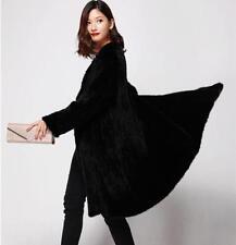 Mink Knee Length Coats & Jackets for Women