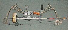 "Mathews Drenalin SE-3 Compound Bow, 28"" , 70lb, RH with accessories"