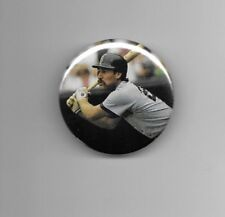 "Wade Boggs 2005 Hall of Fame Red Sox 2 1/4"" Button"