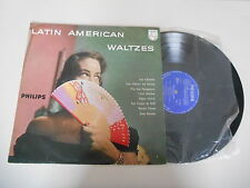 LP VA Latin American Waltzes (12 Song) PHILIPS COLOMBIA / Ethno World Music