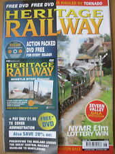 HERITAGE RAILWAY THE COMPLETE STEAM NEWS MAGAZINE ISSUE 116 OCTOBER 2 2008