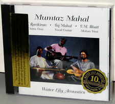WATER LILY CD WLA-CS-46-CD: Mumtaz Mahal - Taj Mahal, Bhatt, Ravikiran - USA SS